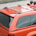 Hardtop Ford Ranger má všechna okna zatmavená – FM5