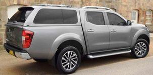 Ford Ranger - Hardtopy s bočními okny