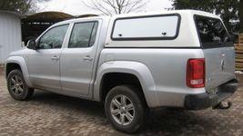 Ford Ranger - Hardtopy propracovní použití