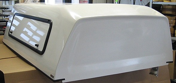 Hardtop bez předního okna - B8