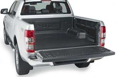 Vnitřní vana a pogumování korby pick-up